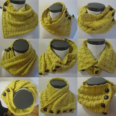 Yellow Brick Road by Mona Schmidt...that settles it. My next creation will have BUTTONS!!!