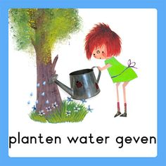 planten water geven Daily Schedule Preschool, Kids Planner, Schedule Cards, Schmidt, Cool Kids, Kindergarten, Homeschool, Clip Art, Classroom
