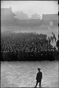 Henri Cartier Bressson. Beijing, China 1948. Magnum Photos
