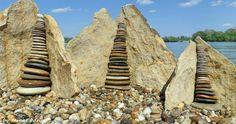 Stone art in Hungary by tamas kanya