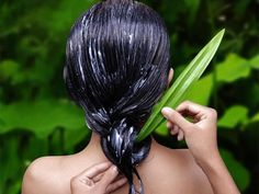 Эта маска заставит ваши волосы расти с бешенной скоростью