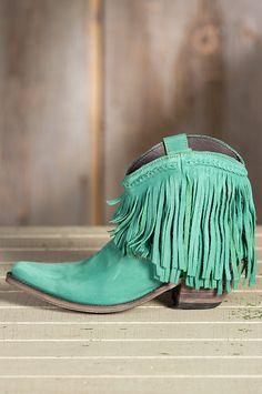 sea green fringe for summer~