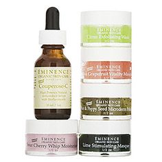 as if I needed another obsession: Eminence skincare of Hungary.. amazing!!!