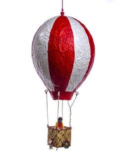 hei luftballon basteln 10 originelle ideen f r gro und klein mit anleitung bg pinterest. Black Bedroom Furniture Sets. Home Design Ideas