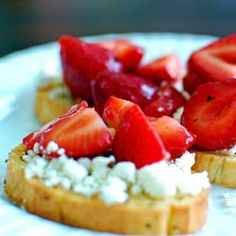 Make Lunch Luscious With These Antioxidant-Rich Strawberry Recipes: Warmer weather means strawberry season!