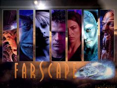 farscape-best sci fi on tv for years Best Sci Fi Series, Best Sci Fi Movie, Best Sci Fi Shows, Great Tv Shows, Sci Fi Movies, Best Shows Ever, Movie Tv, Tv Series, Movie Wallpapers
