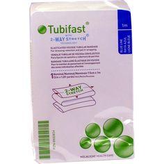 TUBIFAST 2-Way Stretch 7,5 cmx1 m blau:   Packungsinhalt: 1 St Verband PZN: 09932834 Hersteller: Mölnlycke Health Care GmbH Preis: 4,04…