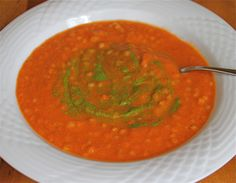 Creamless Cream of Tomato Soup will bring back childhood memories