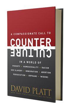 Counter Culture Book. David Platt