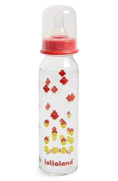 lollaland® Glass Baby Bottle