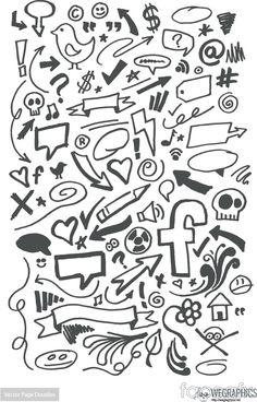 Hand-painted Walt graffiti vector