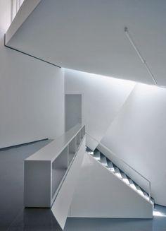 mini studio - frente arquitectura