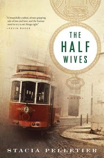 """West Metro Mommy Reads: Book Review: """"The Half Wives"""" by Stacia Pelletier"""