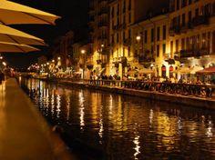 Navigli Neighborhood: the Nightlife is here