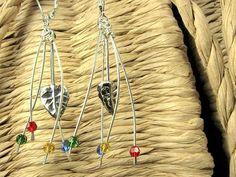 Gem Burst Earrings