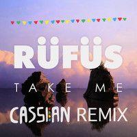 RÜFÜS - Take Me (Cassian remix) by cassian on SoundCloud Desktop, Techno Music, Take My, Edm, Movies, Movie Posters, Films, Film Poster, Cinema