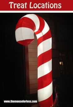 Mickey's Very Merry Christmas Party Treat Locations