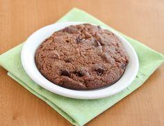 5 Minute Nutella Cookie | Kirbies Cravings | A San Diego food blog