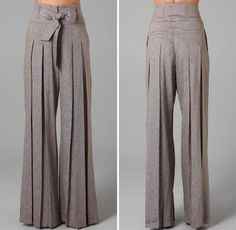 The Japanese Nest: Hakama-Style Pants and a Link to a Hakama Pattern