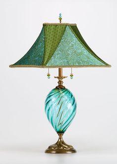 Kinzig Lamps and Lighting, Kinzig Design Lamps - Lockport Street Gallery