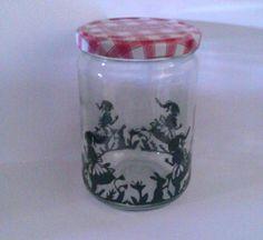 Alice in wonderland vinyl glass jar money box Childrens Gifts, Money Box, Glass Jars, Alice In Wonderland, Handmade Gifts, Creative, Crafts, Stuff To Buy, Kid Craft Gifts