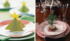 gorgeous christmas tables | Label: Christmas Table Design , Table Decorating Ideas , Table Design