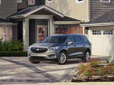 Bemutatták az új Buick Enclave-t