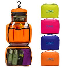I love those fashionable and beautiful Storage Bags from Newchic.com. $6.99  Great for the Yellowstone trip. What about this bag instead of backseat organizer, zip it up and take it inside