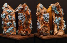 Cristaux - Céramiques : Charlotte Cornaton
