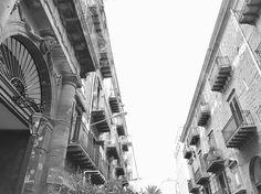 Ya situados  #Palermo #Sicilia #Travel #Italy