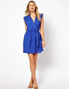 Image 4 ofLove Dress with Wrap Front