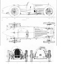The Cardanic transmission was a 4 speed with reverse, clutch was ...