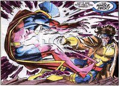Issue 275... nuff said  Gambit, X Men