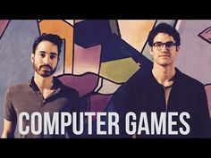 A Special Message From Darren Criss About COMPUTER GAMES!
