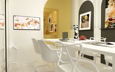 Interior design project by studio a.s.h.