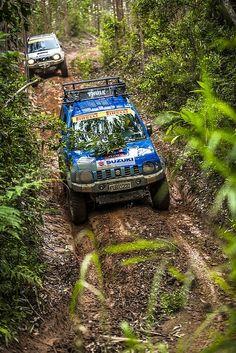Suzuki Off Road encerra temporada 2015 em Brotas (SP) no dia 21 de novembro Jimny Suzuki, Jimny Sierra, Rav4, Cars And Motorcycles, Offroad, Samurai, Horde, Vehicles, Outdoor
