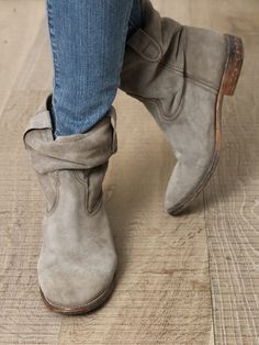 Isabel Marant Jenny boots. Love these! Too bad they're sold out everywhere. And cost about a paycheck.