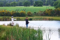 Stoneyfield Lochs, Invergordon - stocked rainbow trout fishery. Tel: 01349 852632. North Coast 500, East Coast, Brown Trout, Rainbow Trout, Fly Fishing, Scotland, Mountains, Travel, Trout