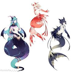 closed: {mermay final } SP by Fantasy Character Design, Character Design Inspiration, Character Art, Mermaid Drawings, Mermaid Art, Mermaid Paintings, Mermaid Tails, Mythical Creatures Art, Mythological Creatures