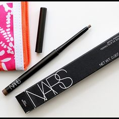 NARS - BROW PERFECTOR Shade is Caucase. This has been used a handful of times. I did break some of it off by accident. There is a little more than half of it left.  All reasonable offers are welcomed. REMINDER: I do offer 15% off bundles. Box NOT included. Sephora Makeup