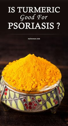 Are you suffering from psoriasis? Are you looking for a natural remedy to get rid of that flaky skin caused due to the condition? Try turmeric for psoriasis, which gives you relief