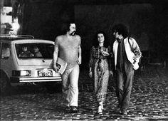 Paulo Leminski, Alice Ruiz e Caetano Veloso