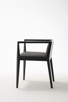 The chairs with legs like pencils that have been whittled with a pocket-knife by Nendo