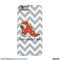 Cute Pug Dog Barely There iPhone 6 Case