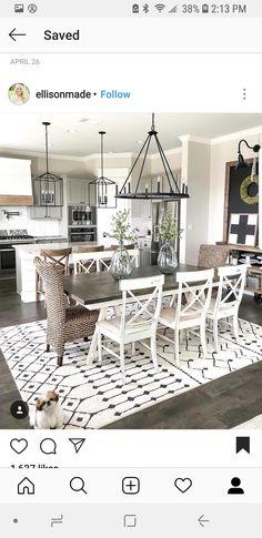 1423 best open plan living images in 2019 decorating kitchen diy rh pinterest com