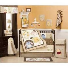 Winnie the Pooh is a classic storybook character that just works perfectly with a baby room. A Winnie the Pooh nursery theme is ideal for any...