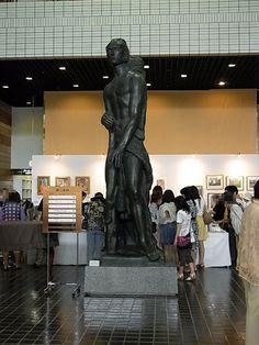 道立近代美術館  Antoine Bourdelle Antoine Bourdelle, Hokkaido