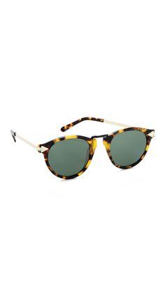 Karen Walker Super Duper Strength Sunglasses | SHOPBOP SAVE 25% use Code: BIGEVENT15