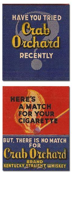 LILEKS (James) :: Matchbooks