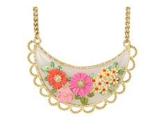 Betsey Johnson Garden Party Necklace